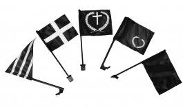 rouwvlaggen